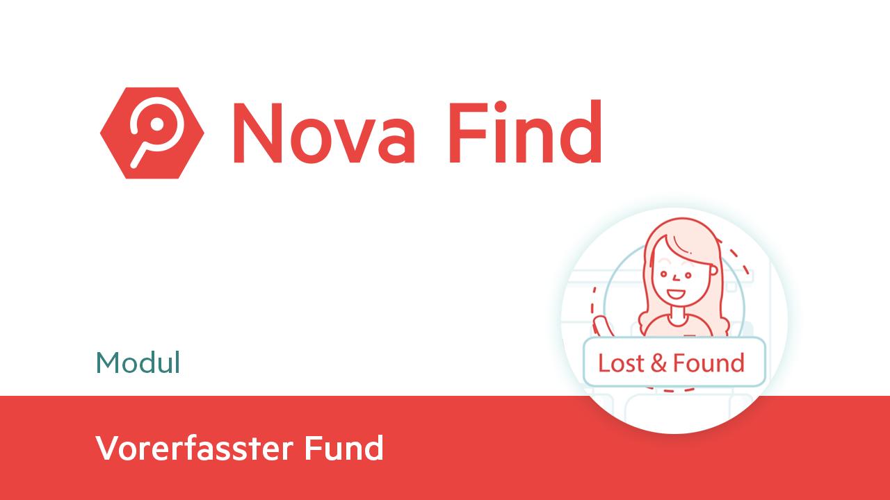 Novafind Tutorials Thumb 05 Vorerfasster Fund DE