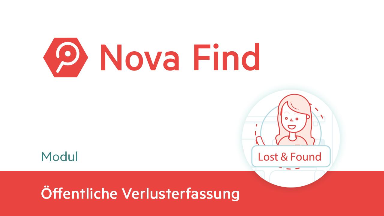 Novafind Tutorials Thumb 08 Öffentliche Verlusterfassung DE